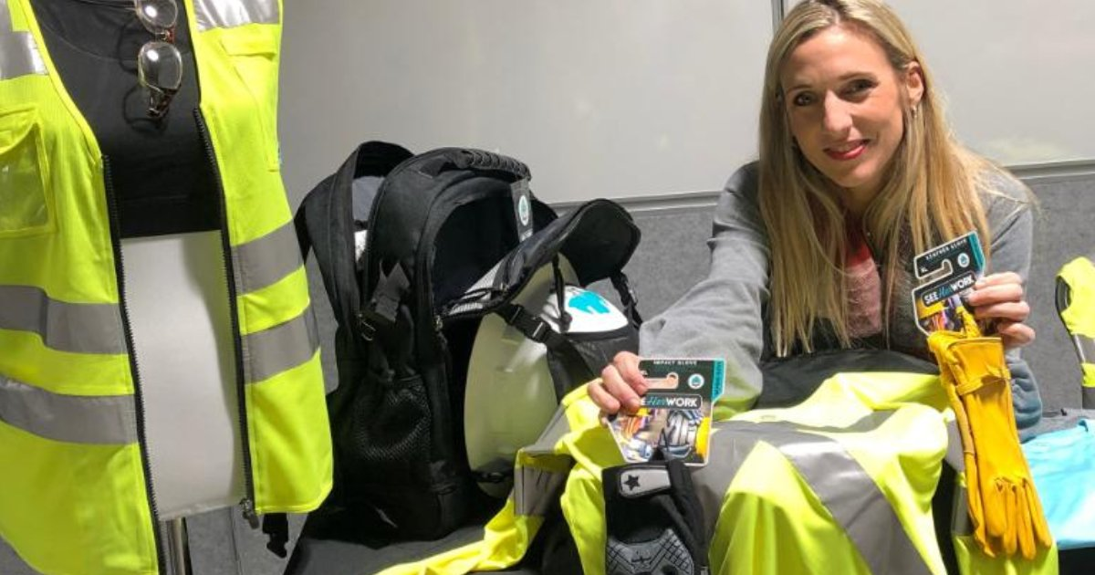 featured image 9.png?resize=1200,630 - Meet The Woman Whose Innovation Is Keeping Female Construction Workers, Paramedics And Firefighters Safe