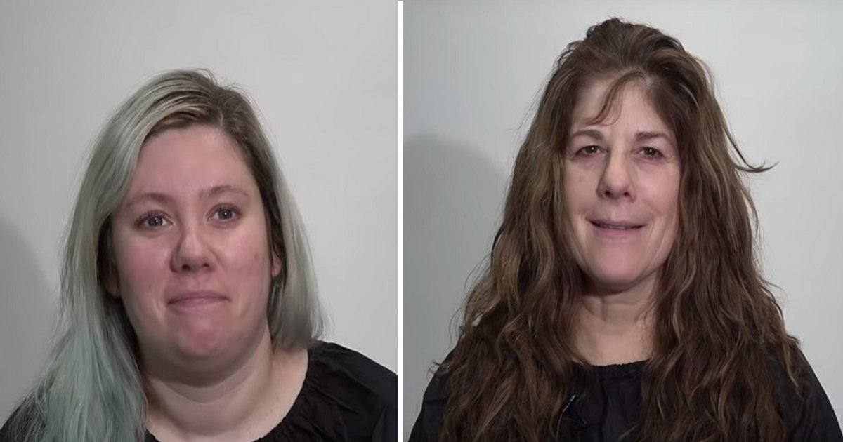 ffffffff.jpg?resize=412,232 - Mother And Daughter Undergo Incredibly Glamorous Ambush Makeover That Makes Them Look Like Sisters Of Same Age