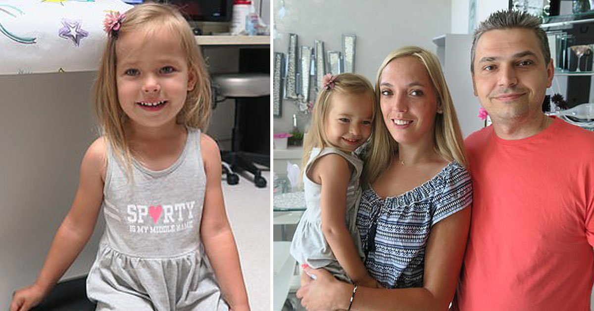 girl with backward legs.jpg?resize=412,275 - Young Girl Born With Backwards Legs Has Undergone Life-Changing Surgery