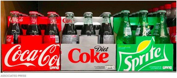 img 5c2f1add370a4.png?resize=412,232 - Rien ne prouve que les édulcorants artificiels sont meilleurs pour la santé que le sucre dans les boissons gazeuses