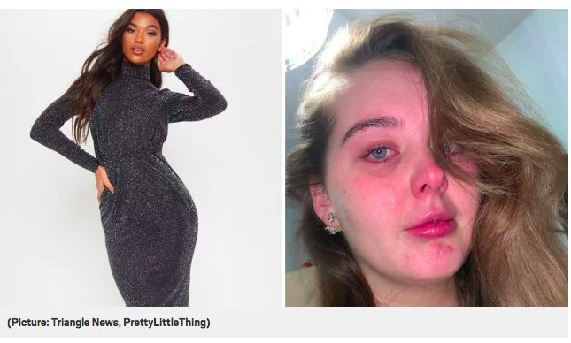 img 5c339acb4e56a.png?resize=412,232 - Une fille partage des photos en train de pleurer après avoir reçu la mauvaise tenue pour le réveillon du Nouvel An.