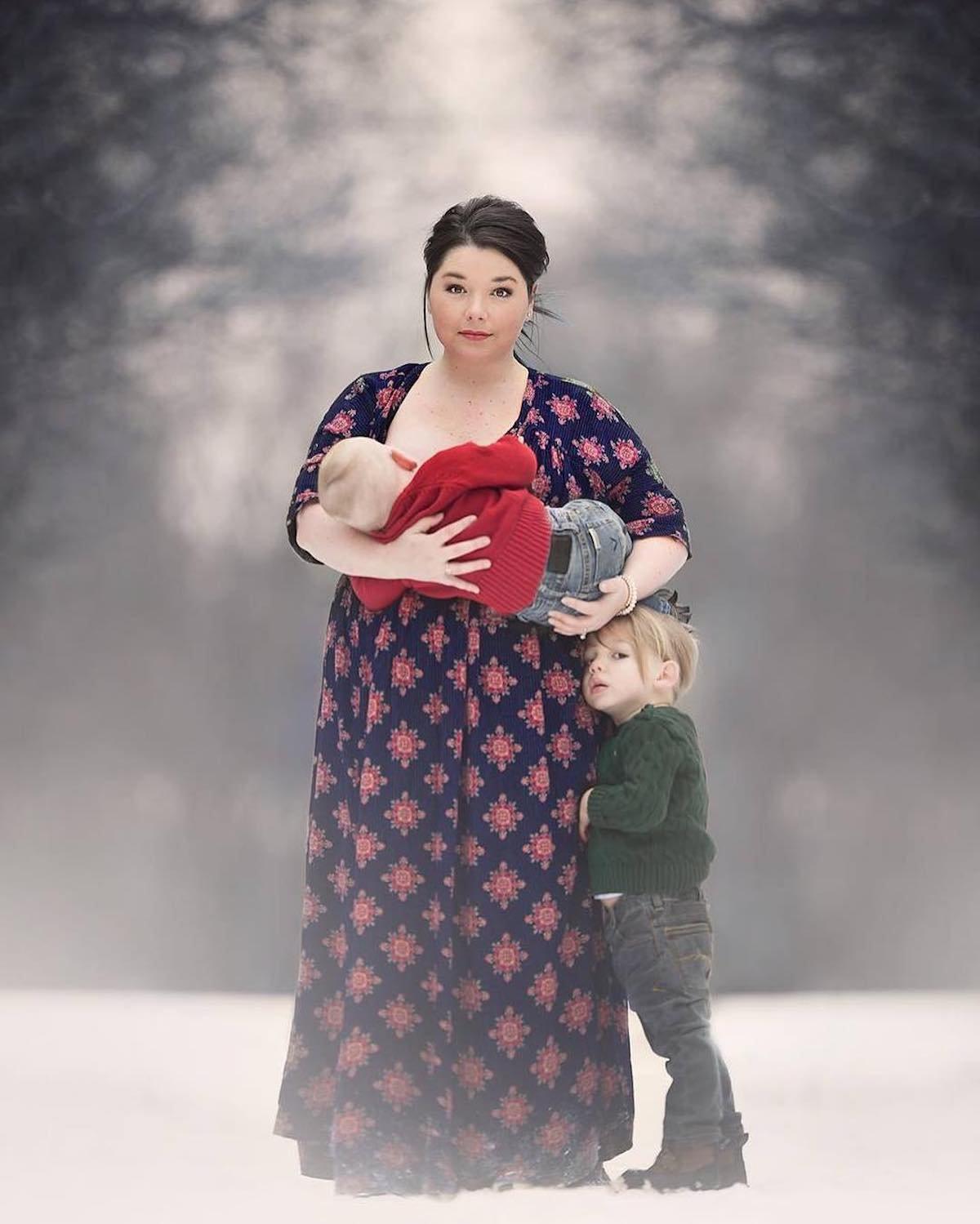 ivette ivens allaitement photographies tendresse 10.jpg?resize=412,232 - Elle photographie des mères qui donnent le sein pour dé-stigmatiser l'allaitement.