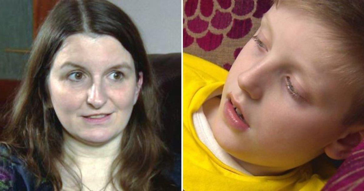 jack4.png?resize=300,169 - Le choc d'une mère après que son fils de 8 ans ait été diagnostiqué autiste alors qu'il n'avait besoin que d'antibiotiques