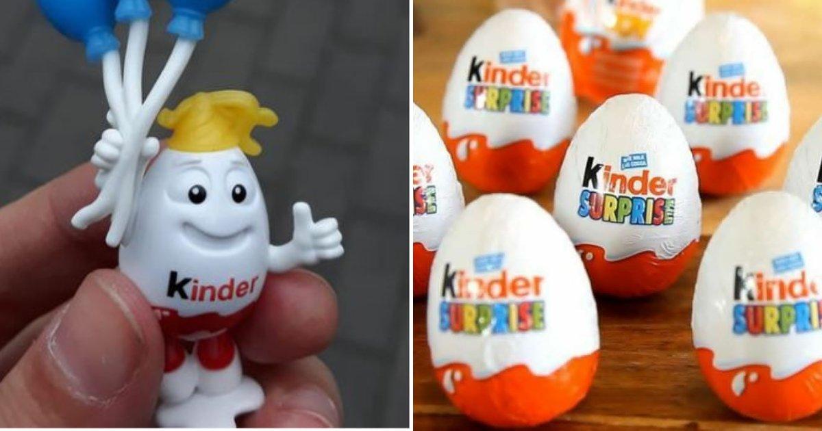 kinder5.png?resize=412,232 - Mother Left Shocked After Discovering Racist Toy Inside A Kinder Egg