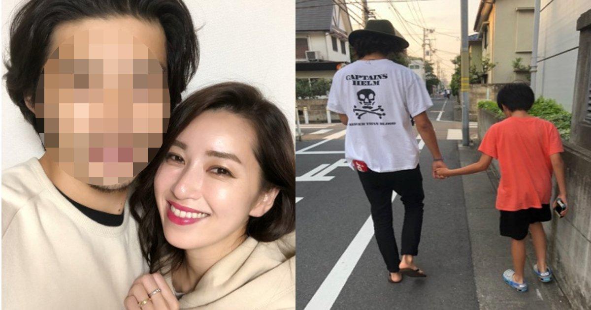 nika.jpg?resize=1200,630 - モデル・仁香、16歳年下夫とのラブラブ私生活を公開!息子と3人での関係が怪しい?!