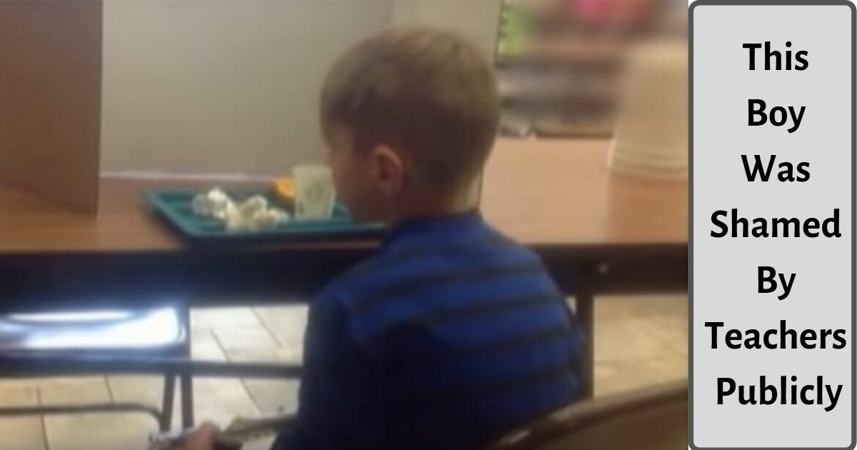 s3 3.png?resize=412,275 - Mother Of 6-Year-Old Boy Outraged When She Found Out Her Son Was Publicly Humiliated In School
