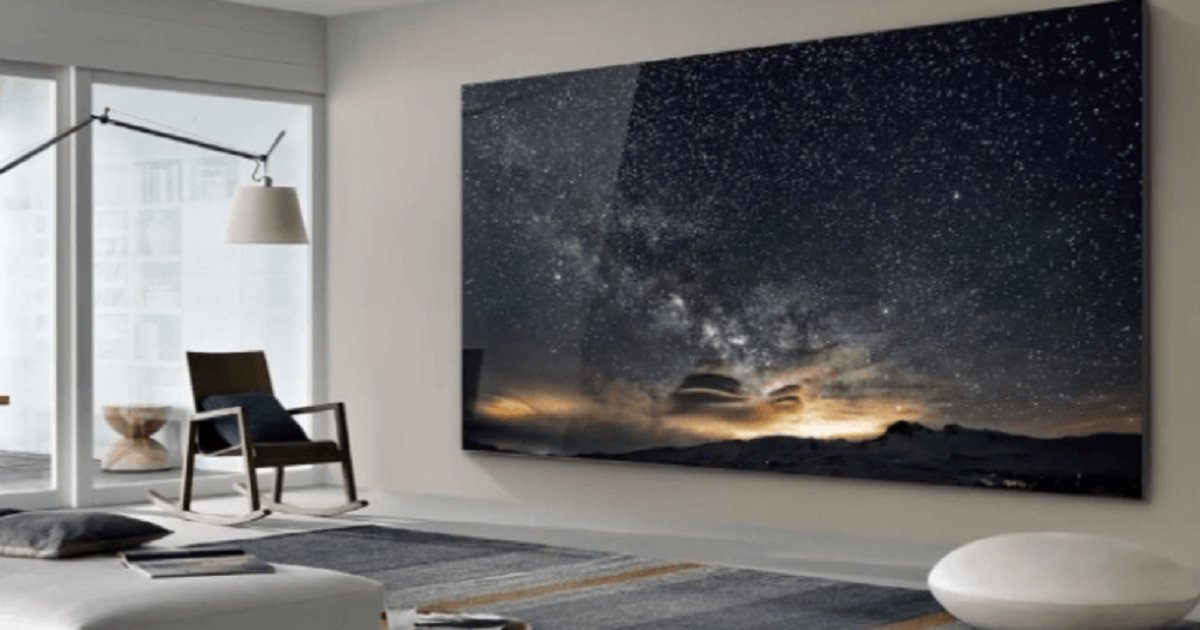 "s3 9.png?resize=412,232 - Samsung's New TV Is A 219-Inch Bad Boy They Nicknamed ""The Wall"""