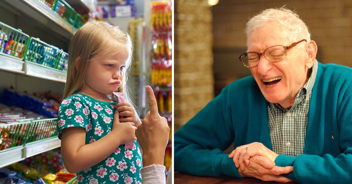 sdfsfs.jpg?resize=412,232 - The Way This Grandpa Handles Spoiled Brat In Shopping Mall Will Make You Laugh Out Loud