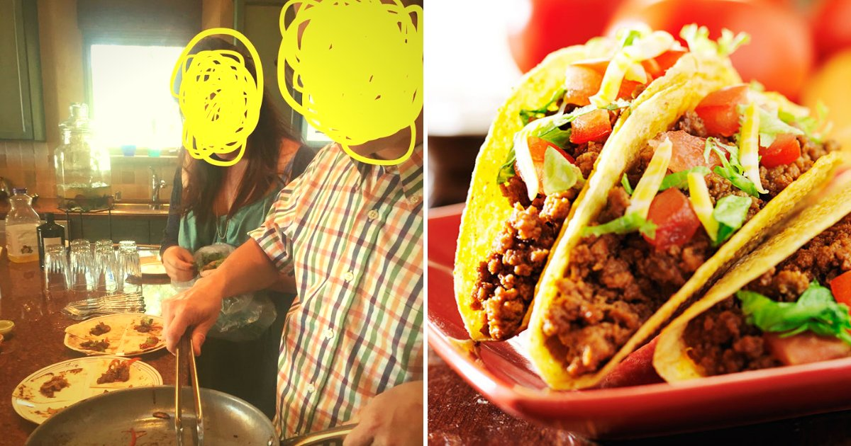 taco4.png?resize=1200,630 - Man Has Leg Amputated Then Invites Friends To Eat Tacos Made From His Foot