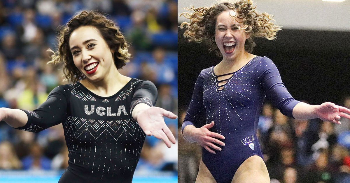 ucla gymnasts katelyn ohashi says a 10 isnt enough.jpg?resize=412,232 - A 10 Isn't Enough for UCLA Gymnast Katelyn Ohashi's Performance