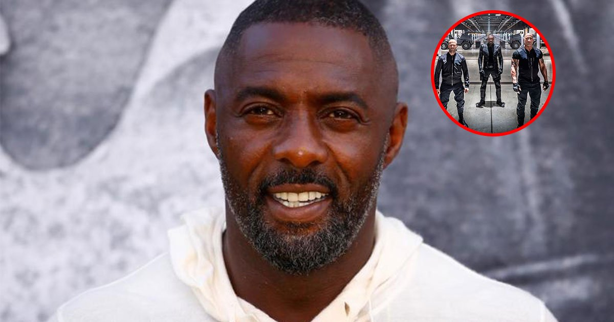 untitled 1 31.jpg?resize=1200,630 - Idris Elba Shares A Glimpse From Movie Hobbs And Shaw With Co-stars Dwayne Johnson And Jason Statham