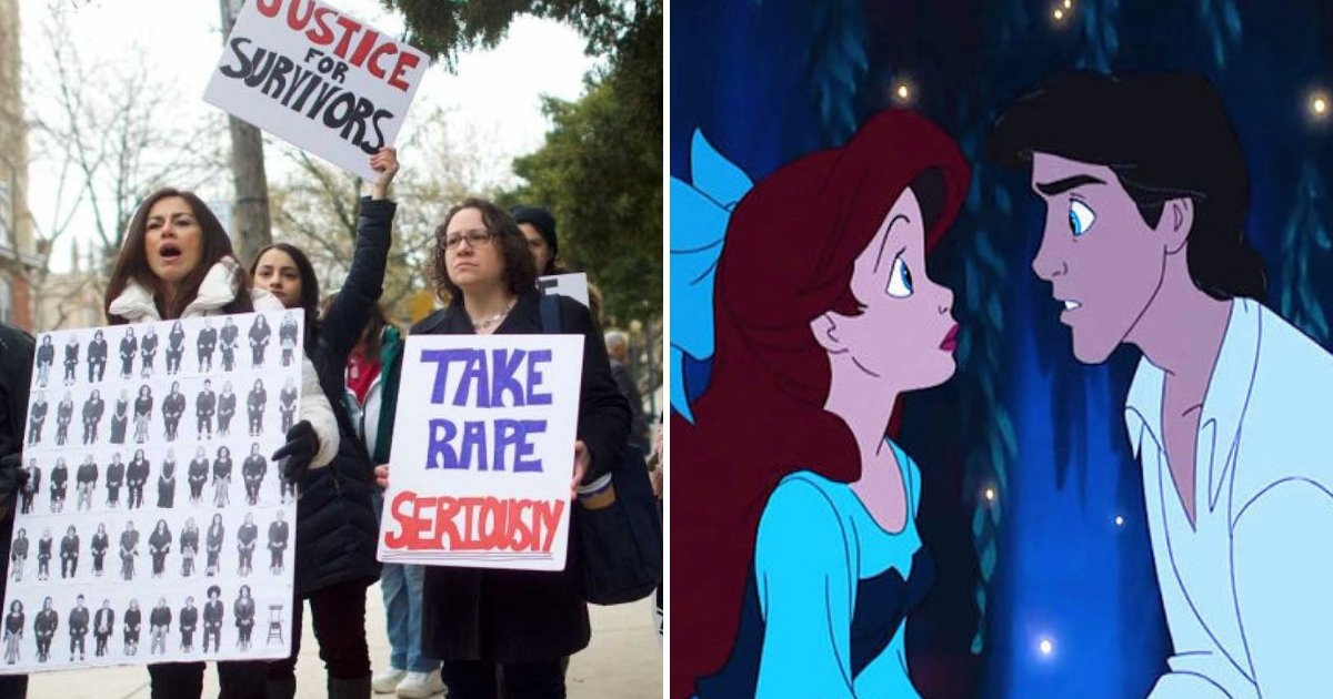 untitled design 58.png?resize=1200,630 - Feminists Claim This Famous Disney Song Encourages S*xual Assaults