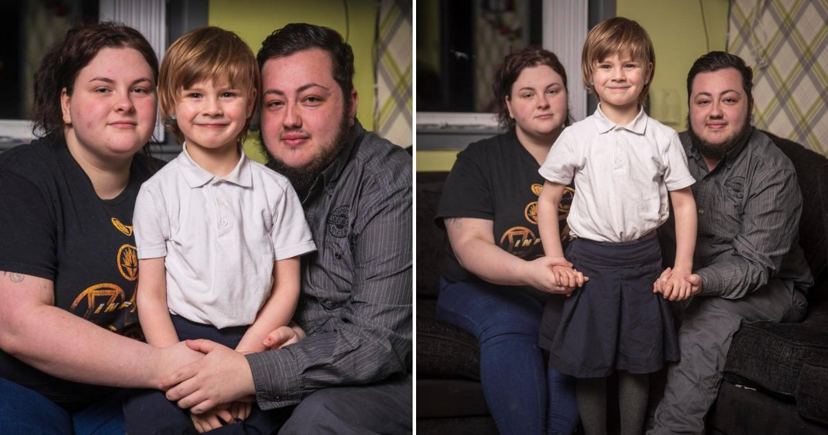 untitled design 7.png?resize=412,232 - Trans Couple Slammed For Making Their 5-Year-Old Boy Dress Like A Girl