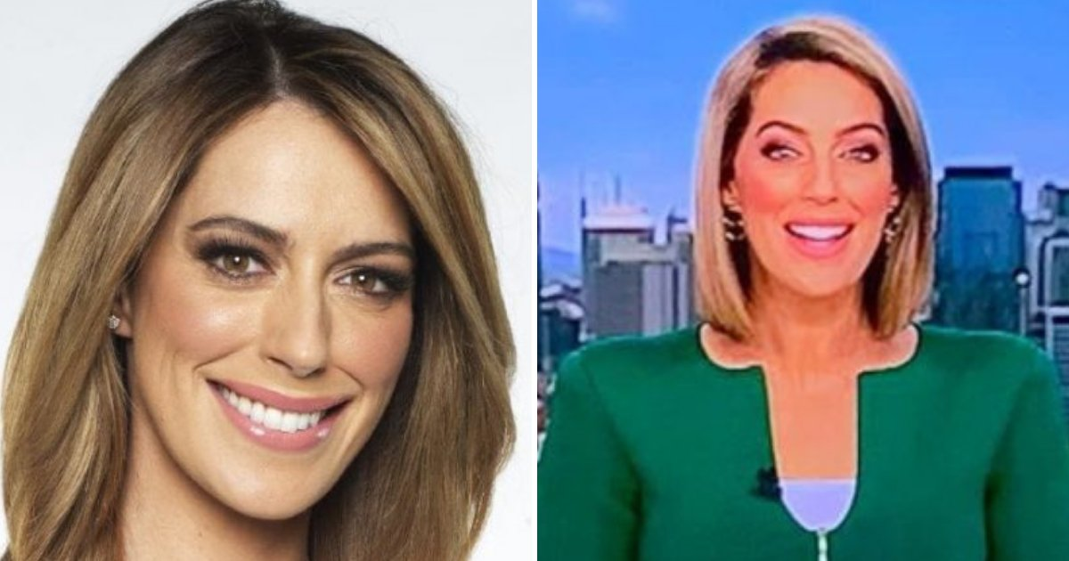 untitled design 92.png?resize=412,232 - People Can't Stop Laughing At This Newsreader's Strange-Looking Outfit