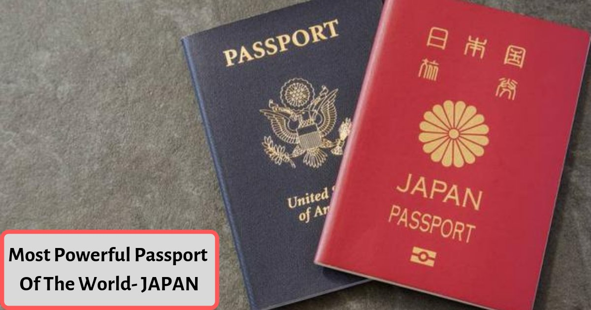 y4 5.png?resize=1200,630 - Japan's Passport Is the Most Powerful In the World For This Amazing Reason
