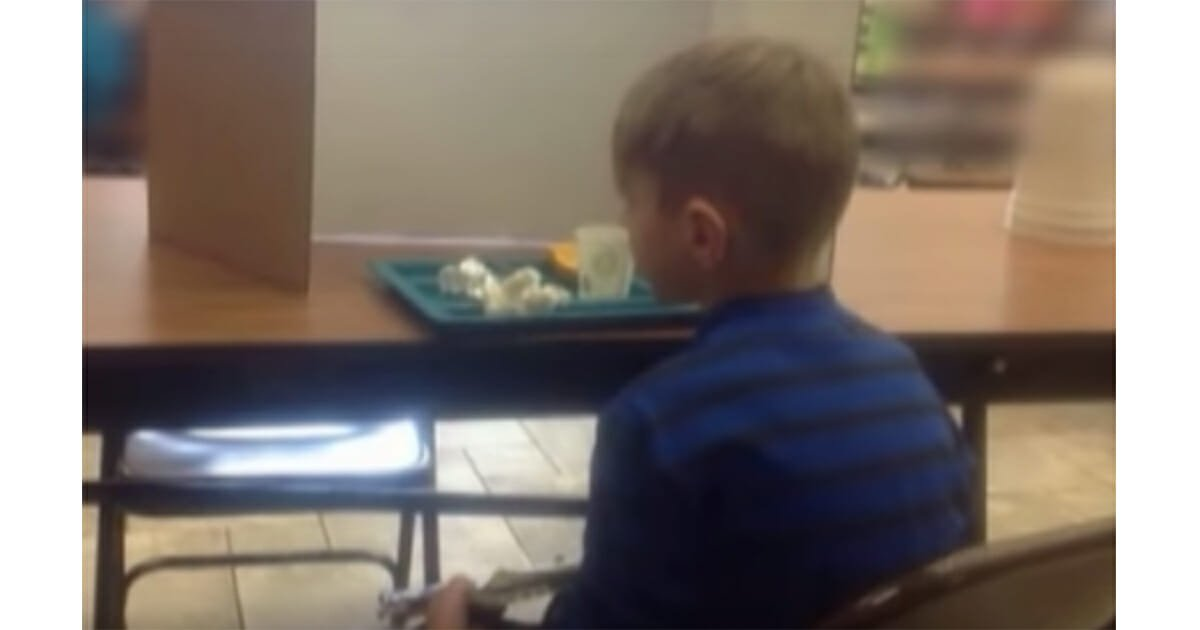 publically humiliated in his school