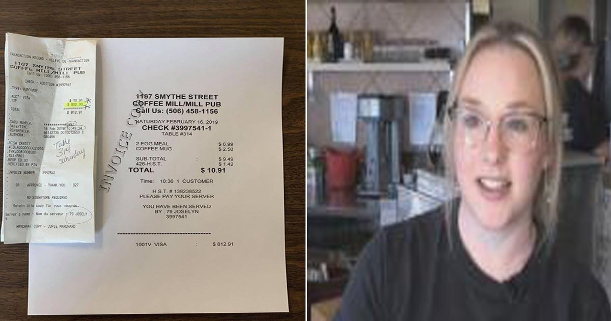 """0221 thumb 2.jpg?resize=412,232 - """"손님이 10달러 짜리 음식을 먹고 팁을 800달러 남겼습니다"""""""