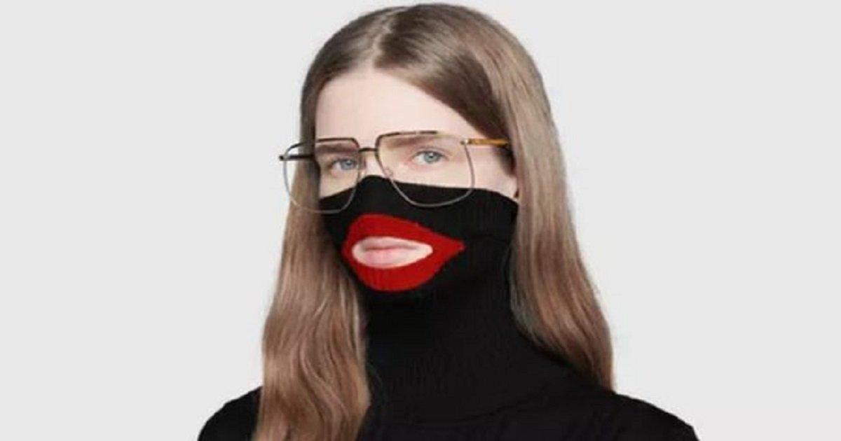 2222.jpg?resize=1200,630 - 검은색 스웨터 신제품 선보였다 '흑인 비하' 논란에 휩싸인 구찌