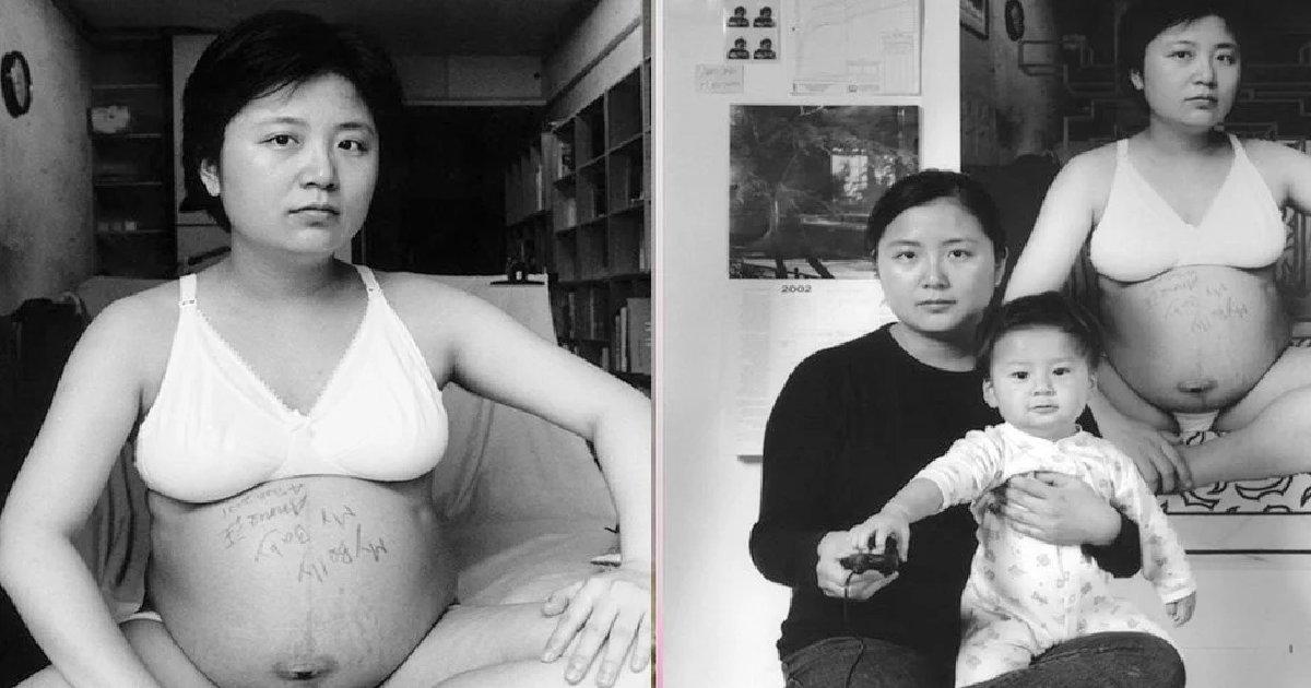 23 1.png?resize=412,275 - (감동 주의) 사진작가가 '17년'동안 직접 찍은 엄마와 아들의 놀라운 변화 jpg.