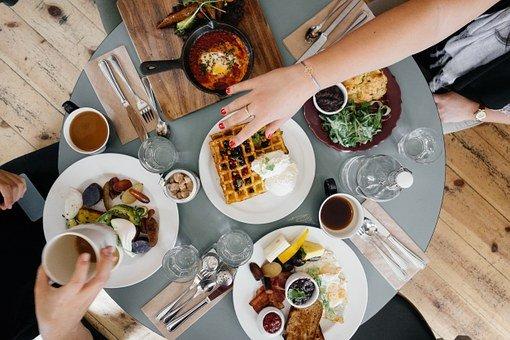 Breakfast, Food, Eating, Meal, Morning