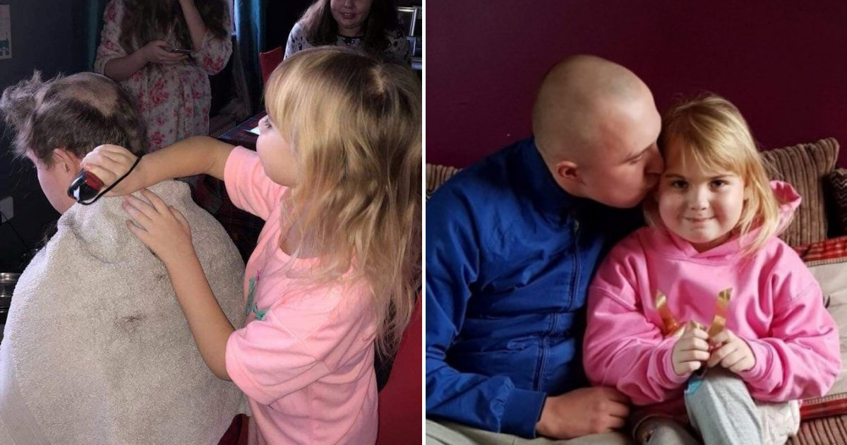 brother3.png?resize=412,232 - Big Brother Lets 7-Year-Old Sister Diagnosed With Cancer Shave His Head