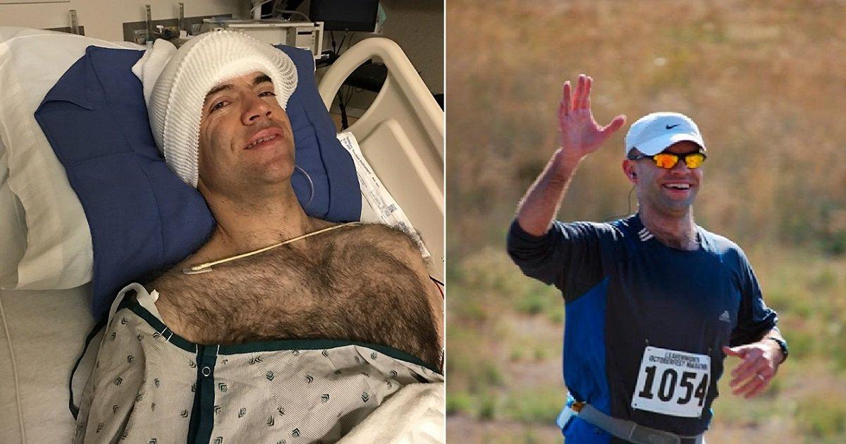 c4.jpg?resize=300,169 - L'histoire inspirante d'un homme qui a utilisé la course à pied pour vaincre les risques de cancer du cerveau