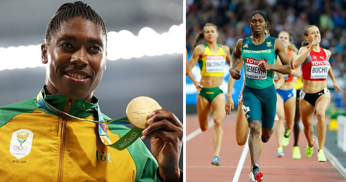 d2 9.png?resize=412,232 - Caster Semenya, 800m Olympic Champion Will Have To Cut Down On Her Testosterone Levels, Claims IAAF