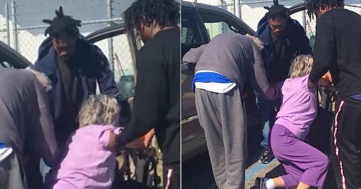 d5 4.png?resize=1200,630 - The Orlando Based Rappers Help Out The Elderly Couple At The Gas Station Leaving The Cop Transfixed
