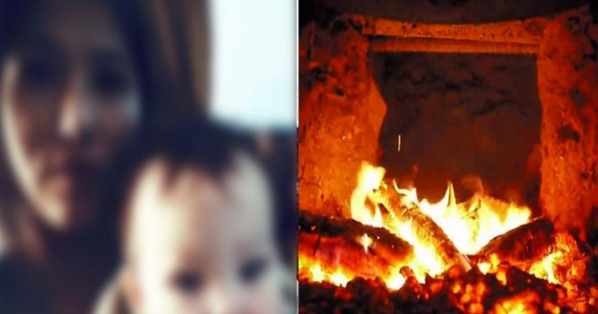 danro.png?resize=1200,630 - 祖父が11か月の孫を暖炉に?その理由を知った母親は衝撃!