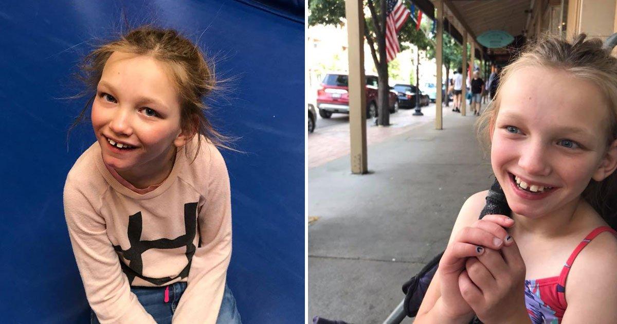 girl with cerebral palsy.jpg?resize=412,232 - Vidéo émouvante d'une fillette atteinte de paralysie cérébrale qui arrive enfin à marcher toute seule