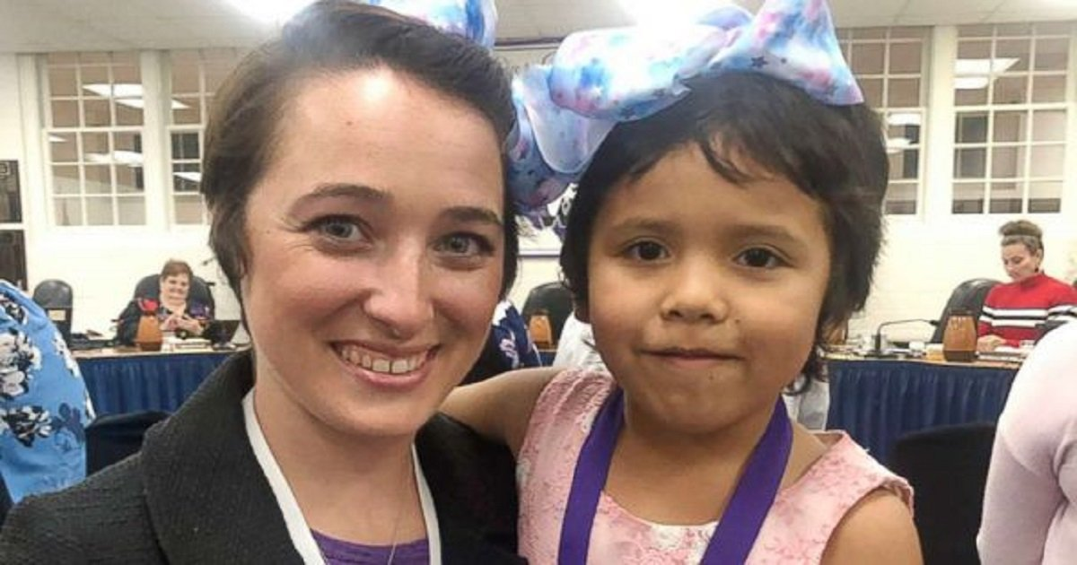 h3 1.jpg?resize=412,232 - Kindergarten Teacher Cuts Own Hair Short In Support Of Female Student Being Teased For Looking Like A Boy