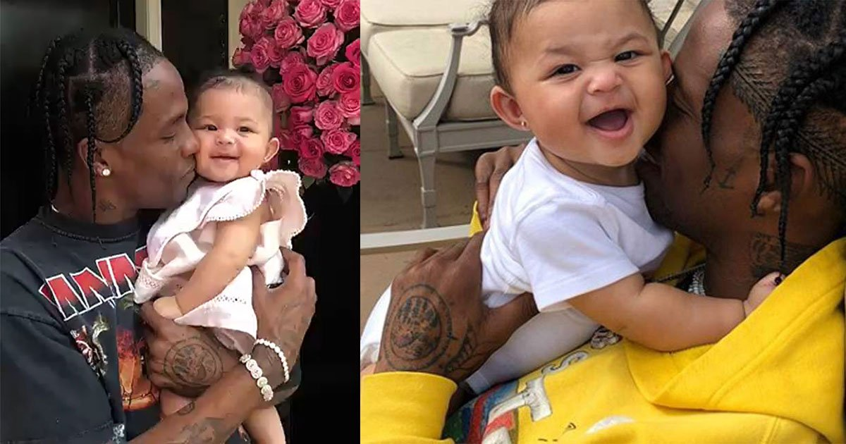 here is what travis scott bought for daughter stormi on her first birthday.jpg?resize=412,232 - Here Is What Travis Scott Bought For Daughter Stormi On Her First Birthday