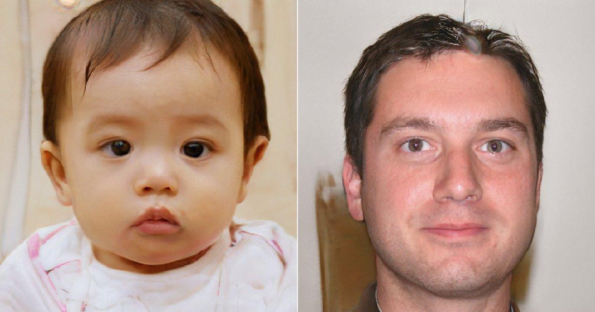 오른쪽과 왼쪽이 같은 데칼코마니 얼굴, 가능할까? | 엘르코리아