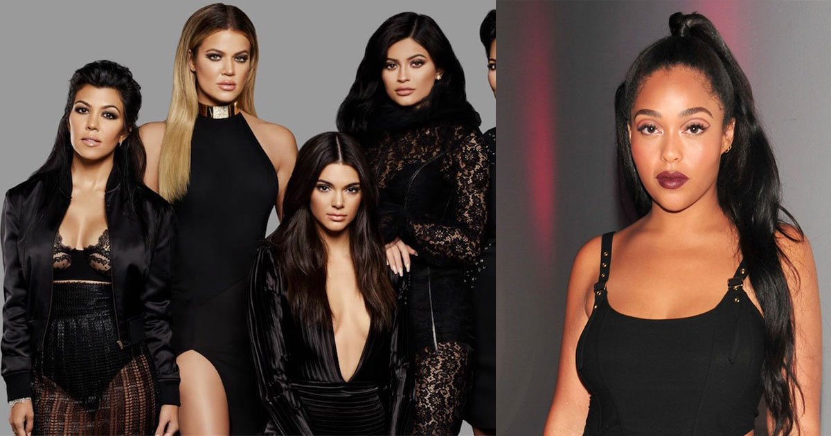jordyn woods is cut out of the kardashian family business and her relation with the family is irrecoverable.jpg?resize=412,232 - Jordyn Woods Is Cut Out Of The Kardashian Family Business And Her Relation With The Family Is Irrecoverable