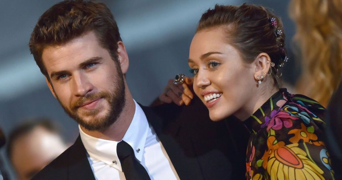 liam hemsworth says he feels really fortunate to be with miley cyrus.jpg?resize=412,232 - Liam Hemsworth Says He Feels Really Fortunate To Be With Miley Cyrus