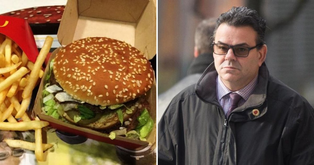 mcdo3.png?resize=412,232 - McDonald's Customer Calls Police After Employee Added Onions On His Big Mac