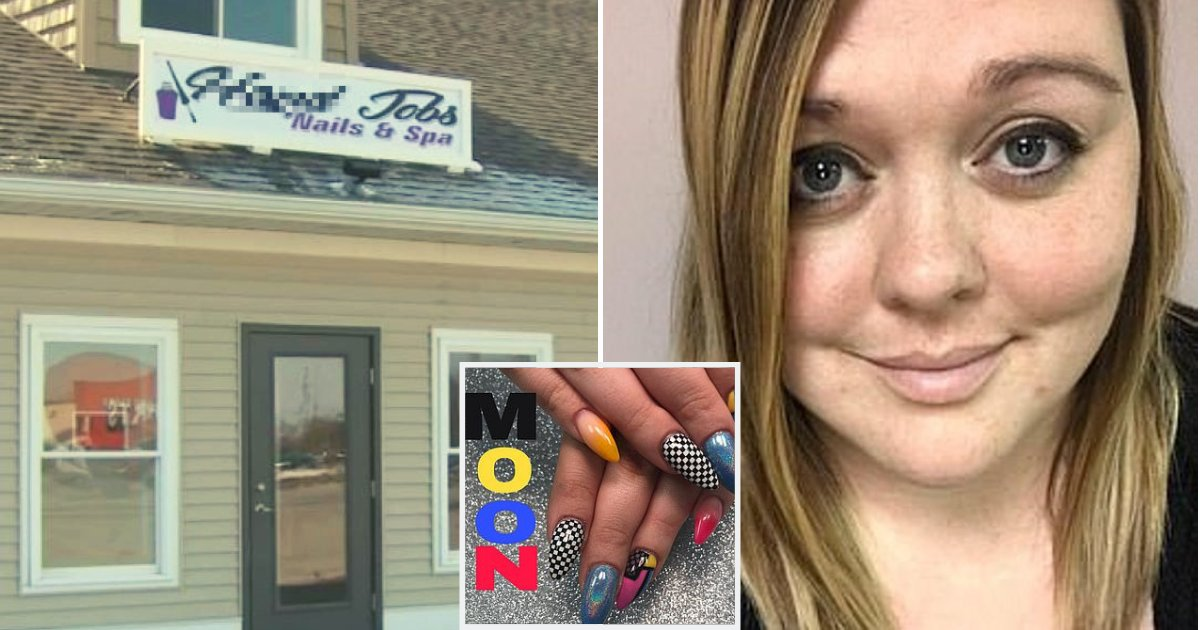 nails.png?resize=1200,630 - Nail Salon Owner Became A Viral Sensation For Controversial Shop Name