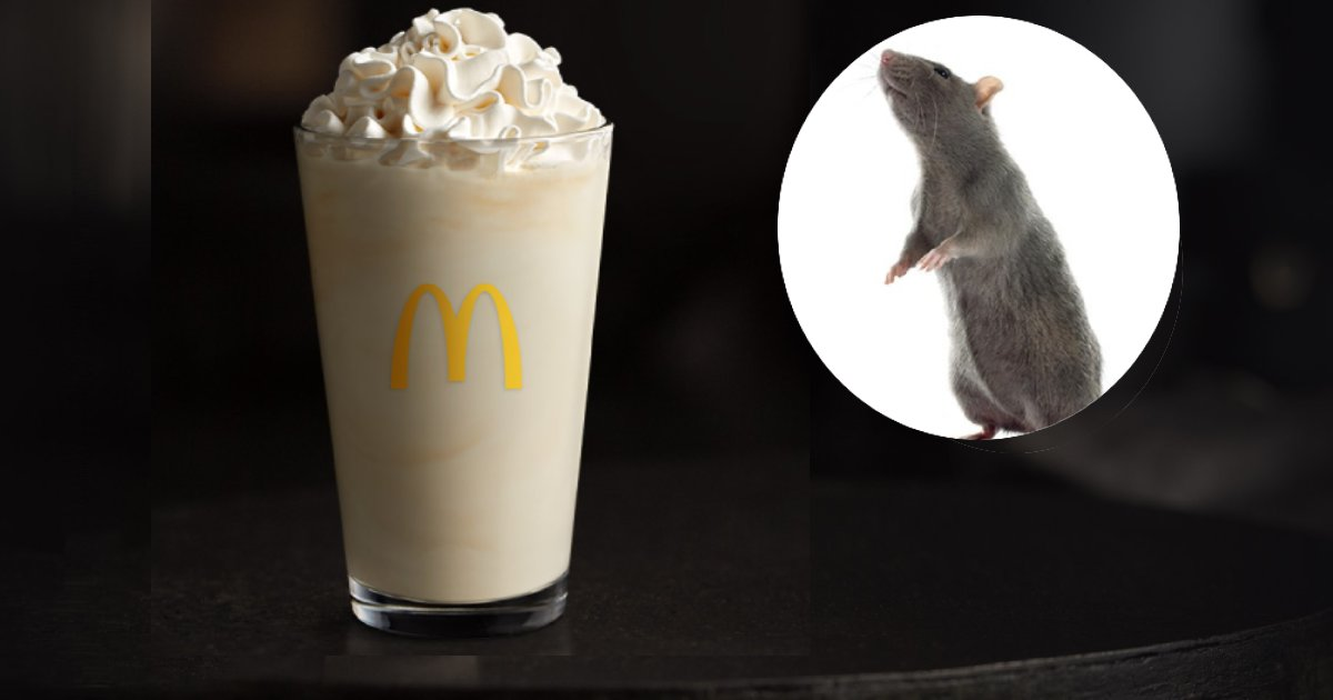 new project.png?resize=300,169 - Man Demands $140k As He Sues McDonald After He Found A Live Mouse In His Milkshake