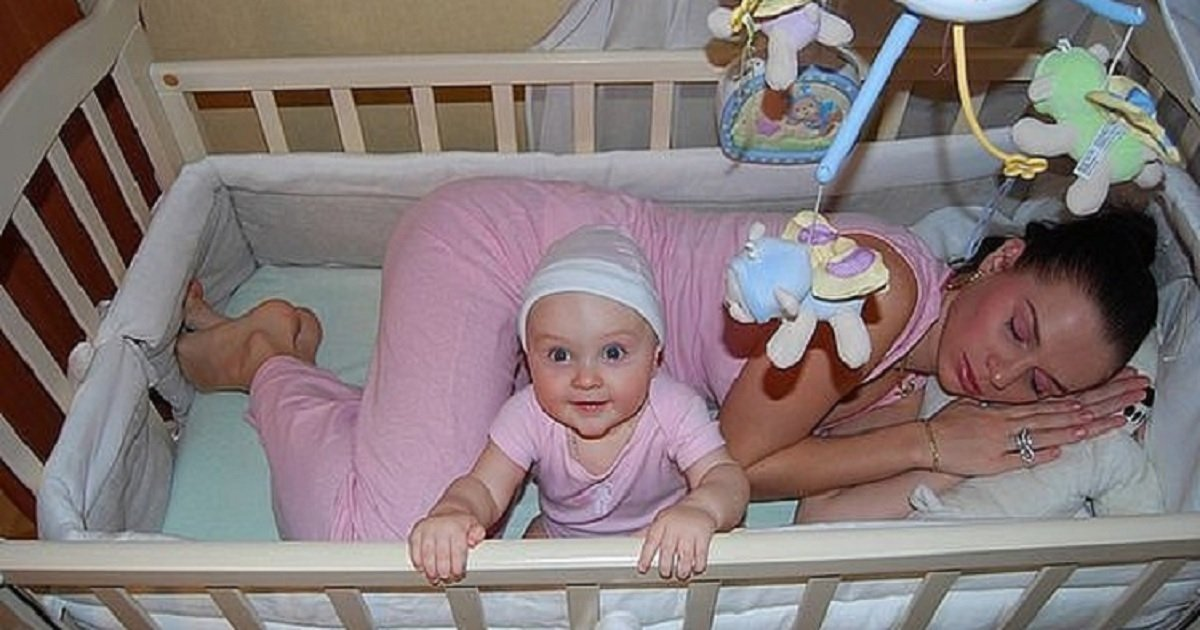 p21.jpg?resize=1200,630 - 20 Hilarious Photos That Show What Parents With Little Kids Put Up With On A Daily Basis