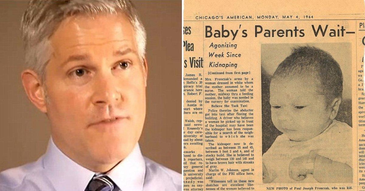 paul4.png?resize=412,232 - Un homme kidnappé à la naissance découvre qu'il a été confié à des personnes qui n'étaient pas ses parents !
