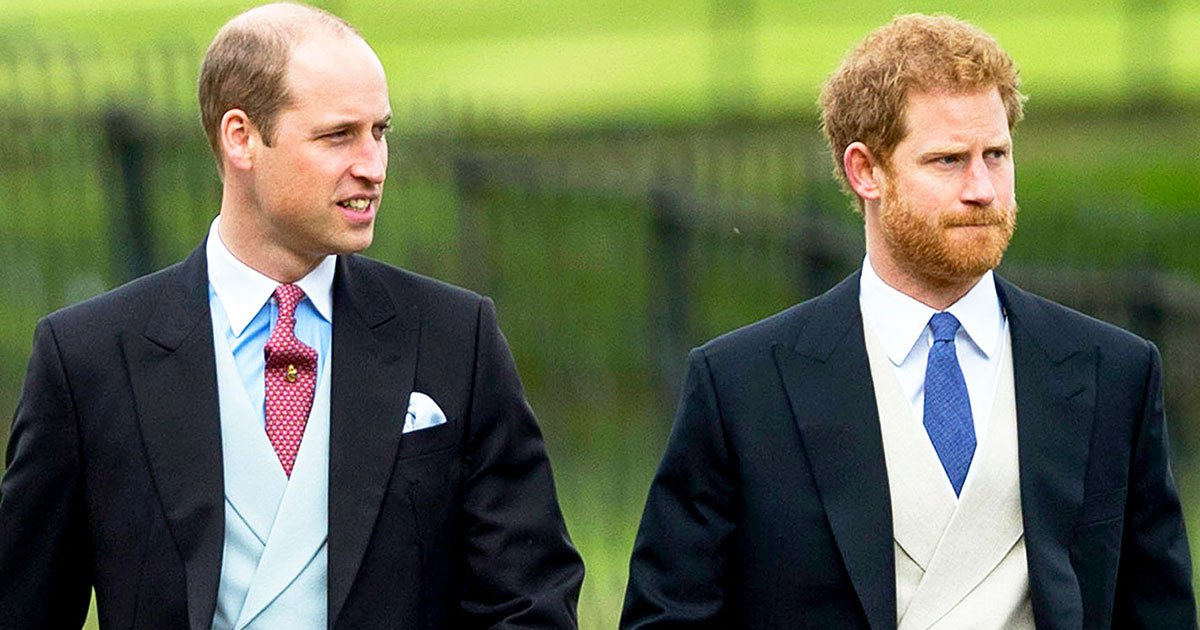 prince william and prince harry are set to split their staff and here is why.jpg?resize=412,232 - Le Prince William et le Prince Harry sont sur le point de scinder leur état-major et voici pourquoi