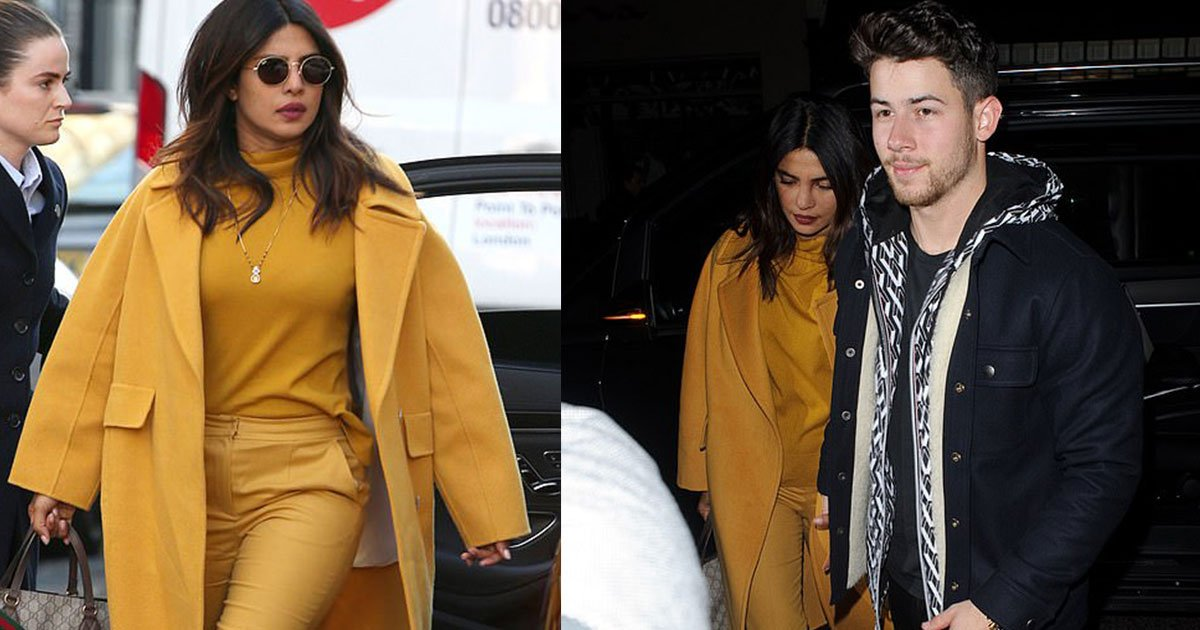 priyanka chopra stepped out for dinner in la with husband nick jonas amid rumours of pregnancy.jpg?resize=1200,630 - Priyanka Chopra Stepped Out For Dinner In LA With Husband Nick Jonas Amid Rumors Of Pregnancy
