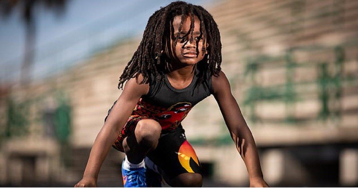 r3.jpg?resize=412,232 - L'enfant de 7 ans le plus rapide du monde rêve de courir contre Usain Bolt et gagne