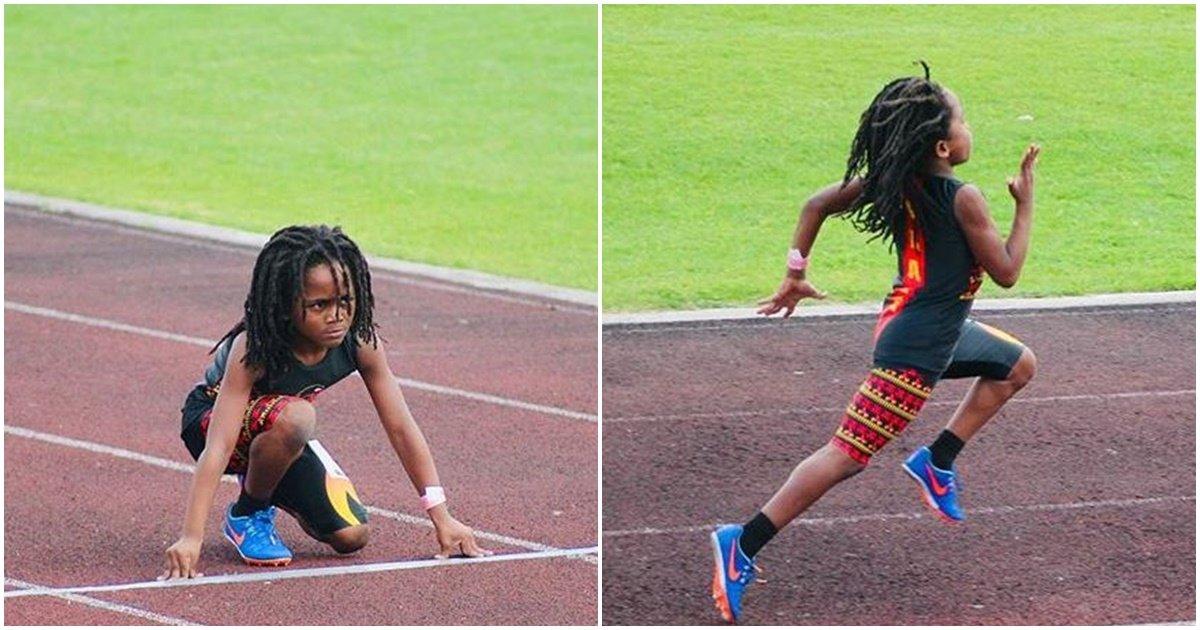 s 37.jpg?resize=412,275 - '우사인 볼트' 기록과 4초 차이, 세계에서 가장 빠른 7살 소년(영상)