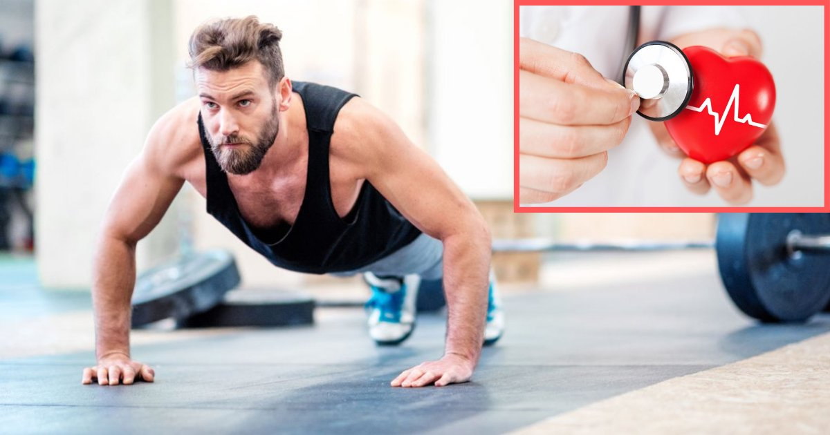 s4 8.png?resize=412,232 - For All The Men Out There, More Than 30 Pushups At Once Can Have Astounding Benefits For Your Heart