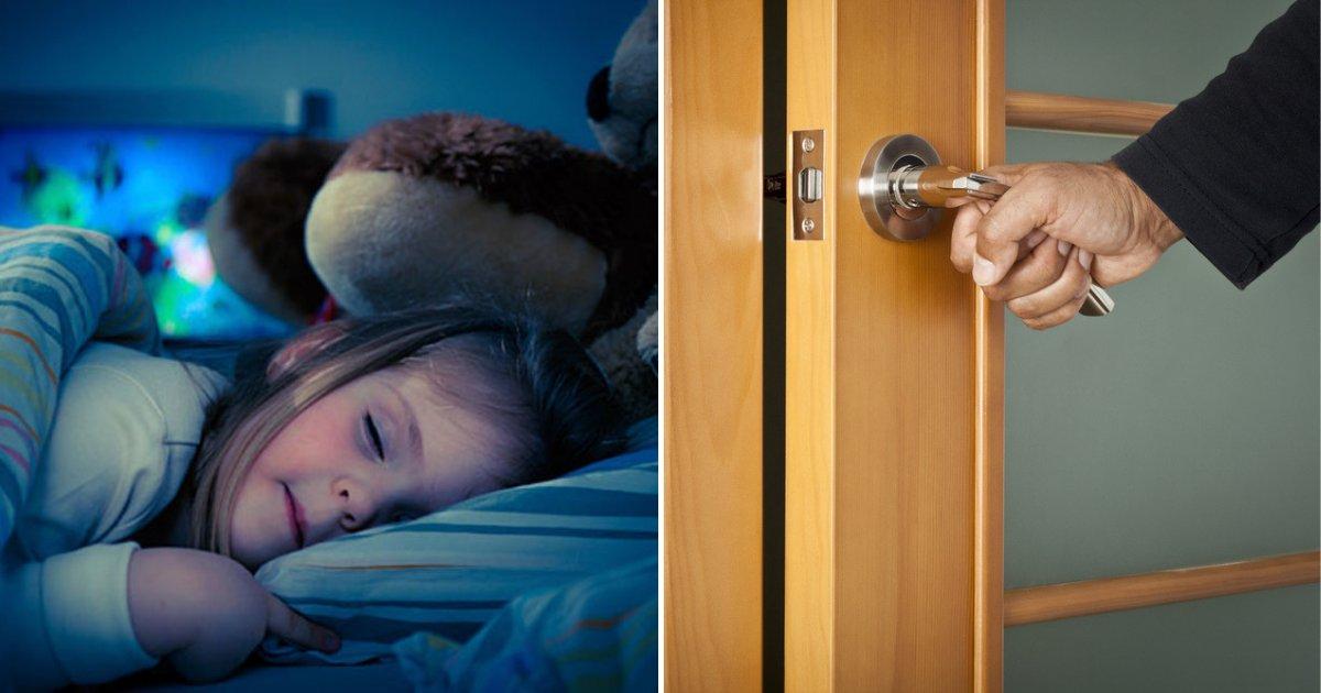 Ne jamais laisser la porte de la chambre de vos enfants ouverte la nuit : voici pourquoi !
