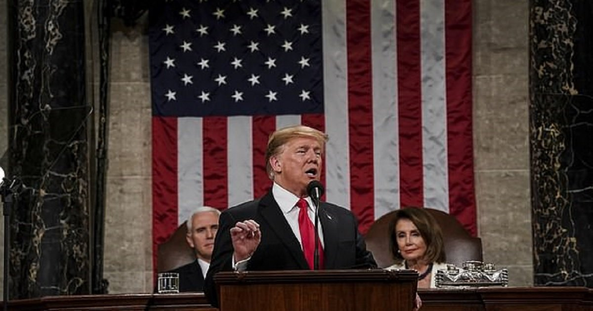 t4.jpg?resize=1200,630 - Trump Sets The Stage For Another Confrontation With Democrats With Anti-Abortion Statements During State Of The Union Address