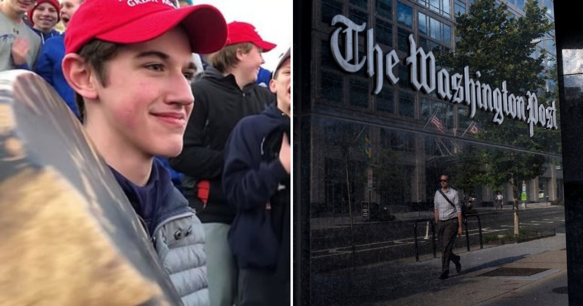 teen5.png?resize=1200,630 - 16-Year-Old Student Sues Washington Post For $250 Million For Defamation