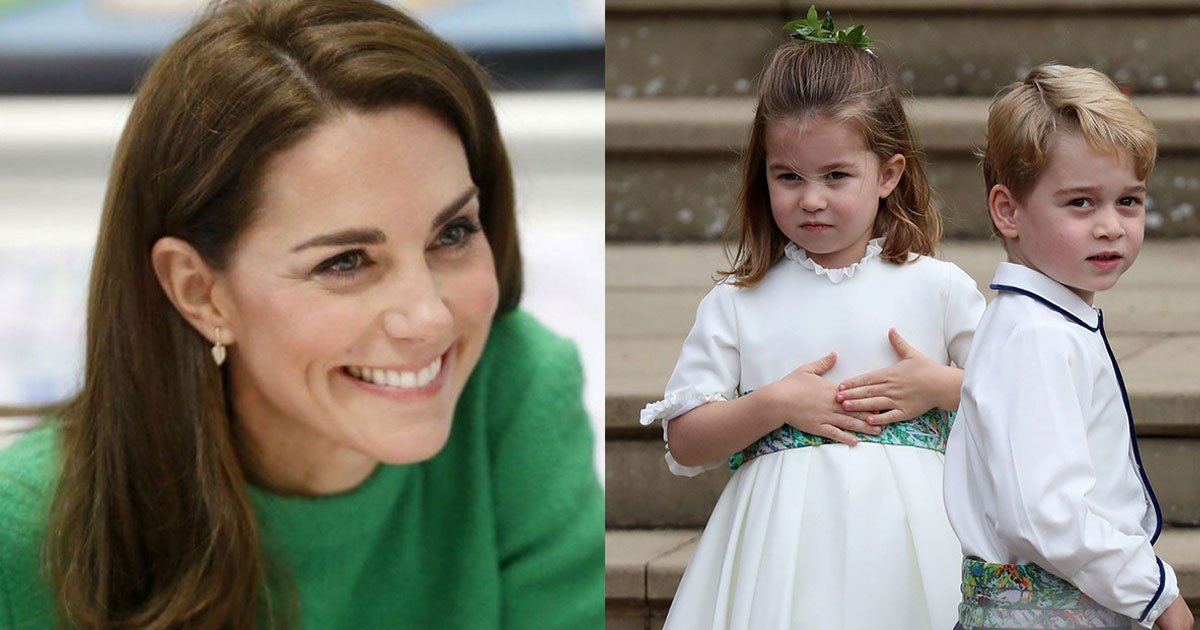 the duchess of cambridge revealed princess charlotte makes her cheesy pasta sauce from scratch with brother george.jpg?resize=1200,630 - The Duchess Of Cambridge Revealed Princess Charlotte Makes Her Cheesy Pasta Sauce From Scratch With Brother George