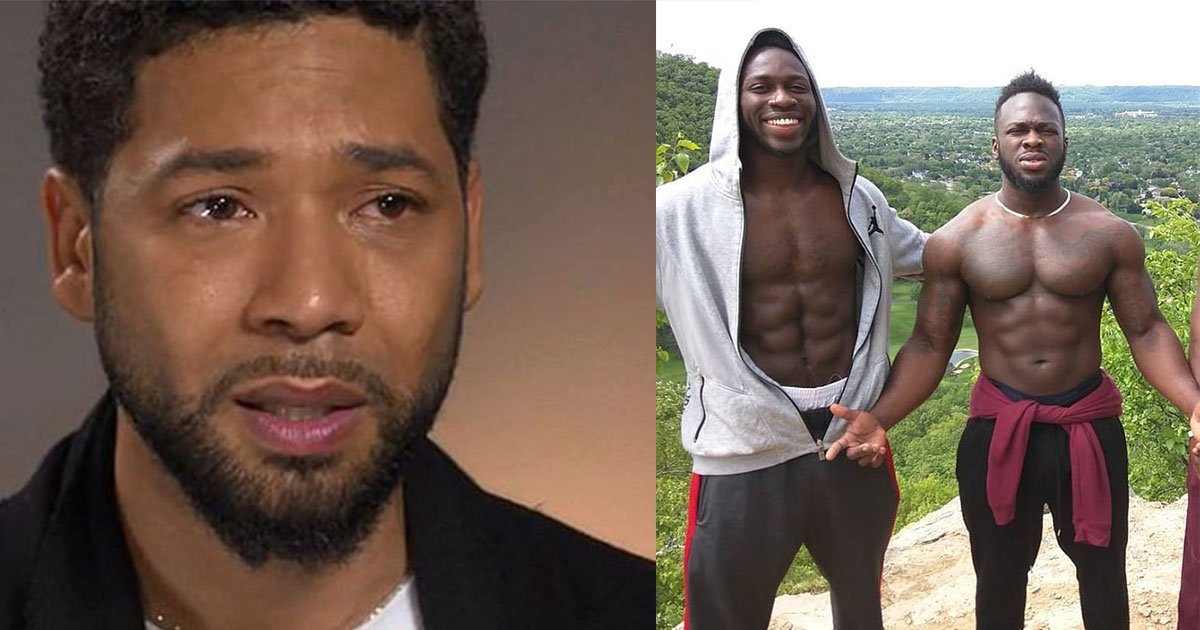 Image result for ▼ nigerian brothers Jussie Smollett